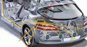 Parkavimo davikliai, kaip sumontuoti teisingai?