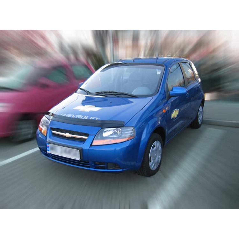 Kapoto deflektorius CHEVROLET Aveo Hatchback (2003-2011) Sedan (2003-2006)