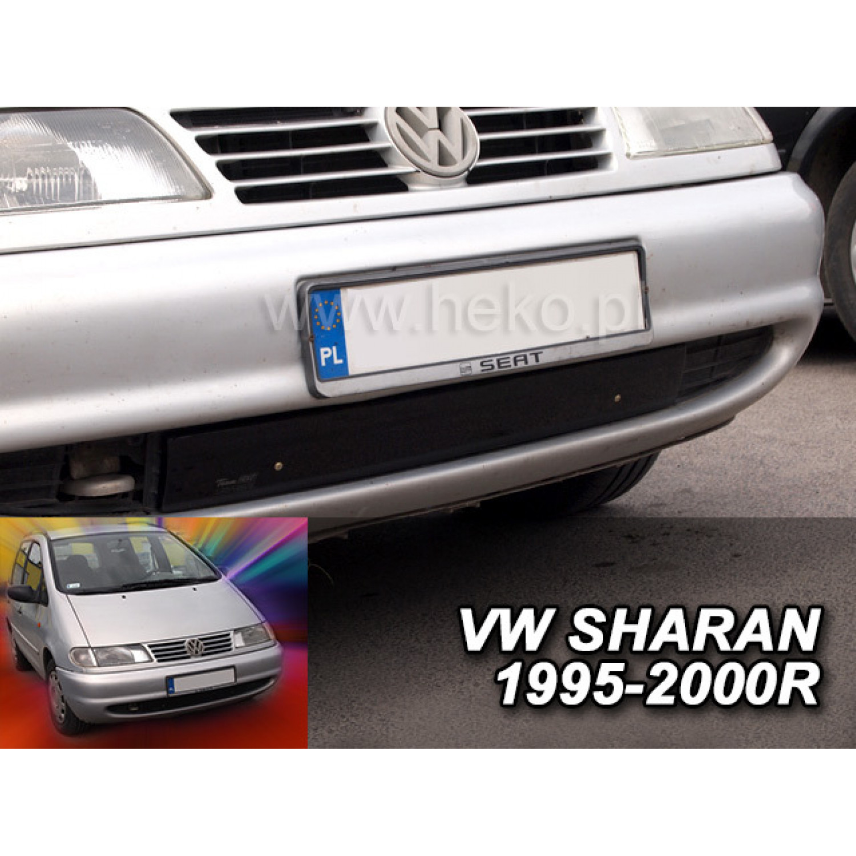Žiemos deflektorius VOLKSWAGEN Sharan I, FORD Galaxy, SEAT Alhambra (1994-2000) apatinis