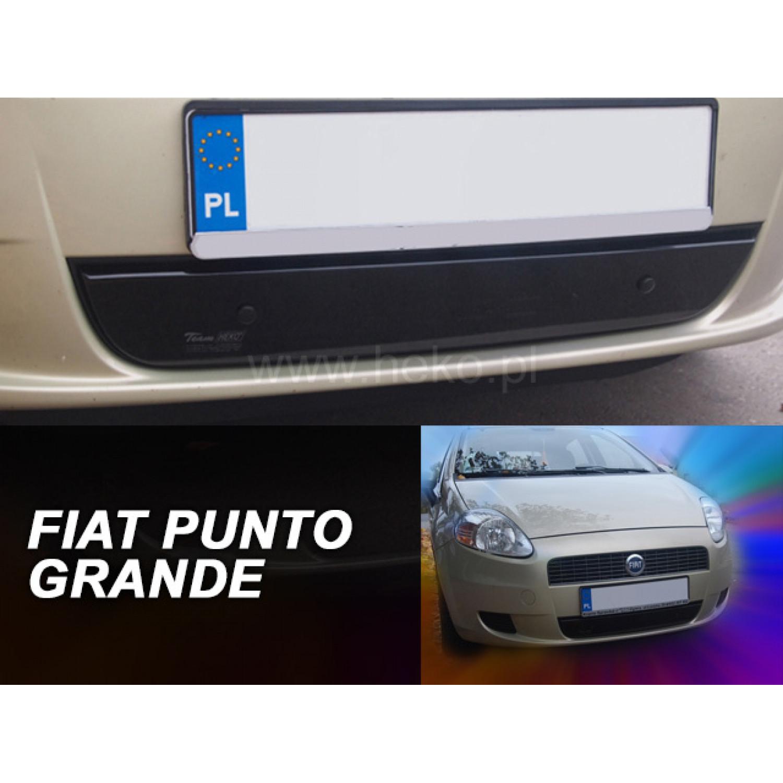 Žiemos deflektorius FIAT Grande Punto (2005-2012)