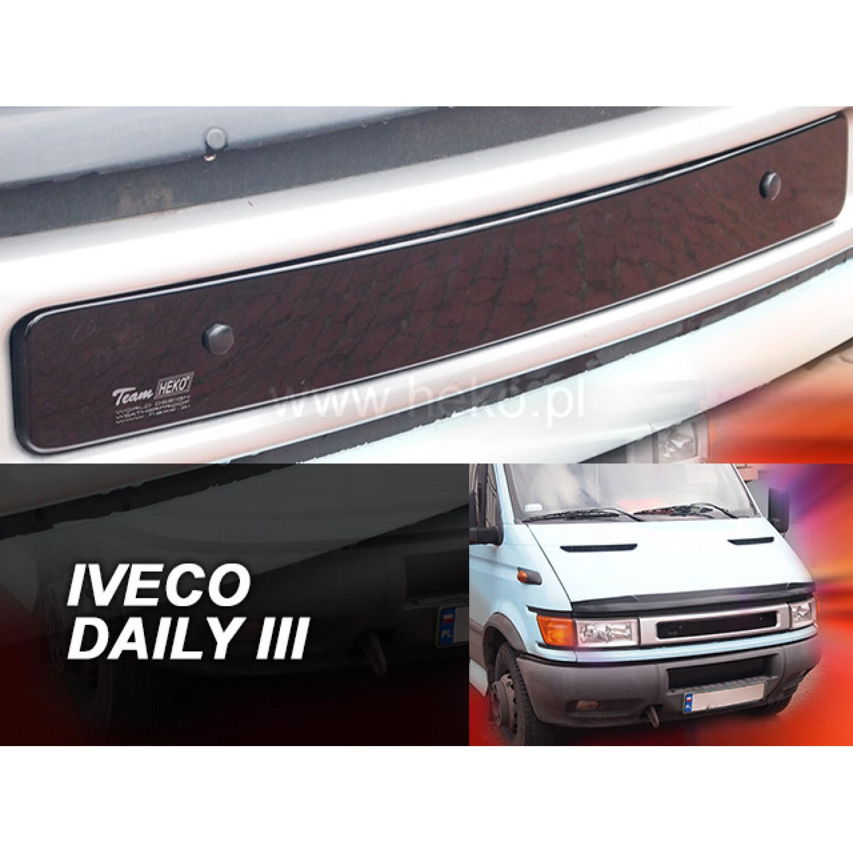 Žiemos deflektorius IVECO Daily viršutinis (1999-2006)