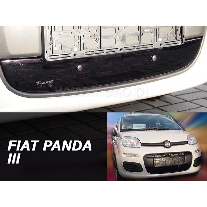 Žiemos deflektorius FIAT Panda III 5 durų (2012→)