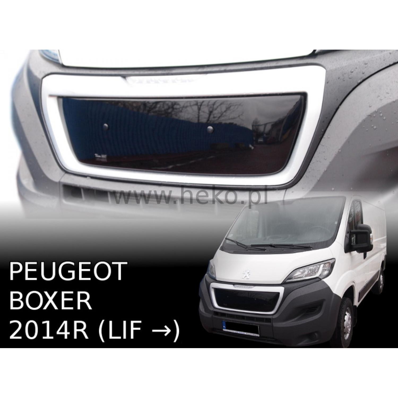 Žiemos deflektorius PEUGEOT Boxer II Facelift (2014→)