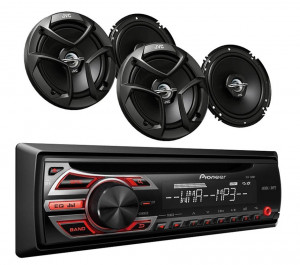 Automobilių garso aparatūra