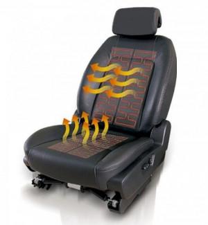 Sėdynių šildymas