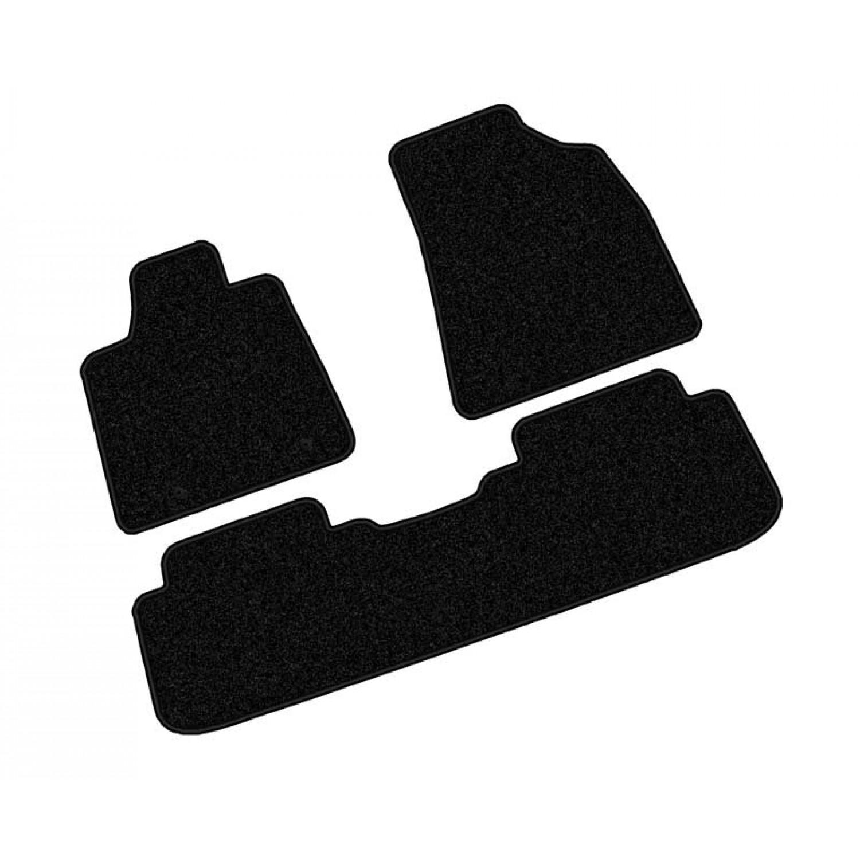Automobilių kilimėliai TOYOTA Highlander (2007-2013) 5 vietų tekstiliniai