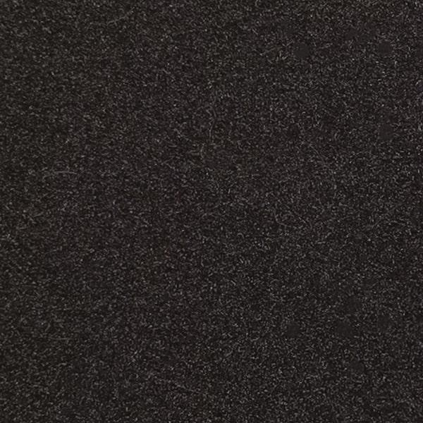 Kirpto pluošto plaukeliai, juoda 2081
