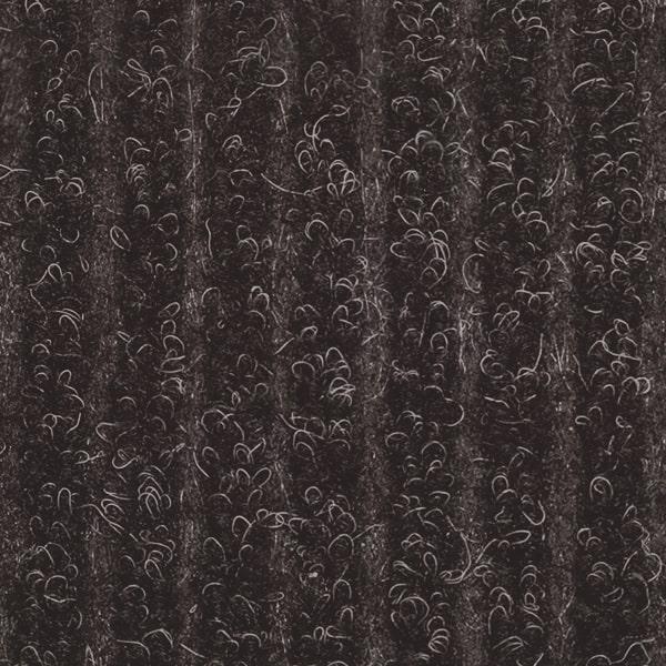 Veltinis, juodas su baltais siūlais 103