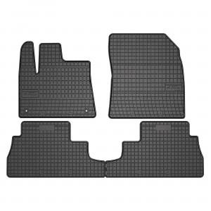 Automobiliniai kilimėliai OPEL Combo 5 seat, CITROEN Berlingo Multispace (2018→)
