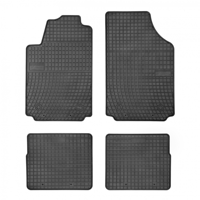 Automobiliniai kilimėliai AUDI A2 (2000-2005)