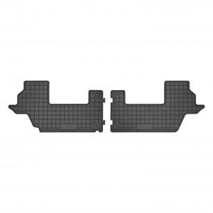 Automobiliniai kilimėliai KIA Carens IV (2013→) 3 eilė