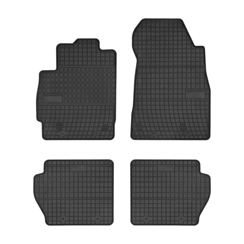 Automobiliniai kilimėliai MAZDA 2 III (2007-2014)