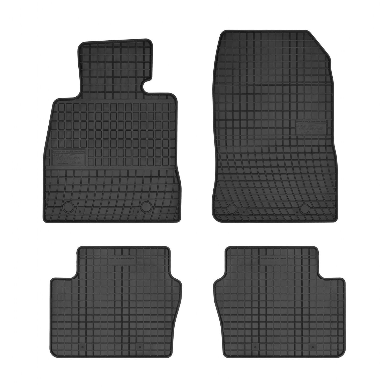 Automobiliniai kilimėliai MAZDA 2 IV (2014→)