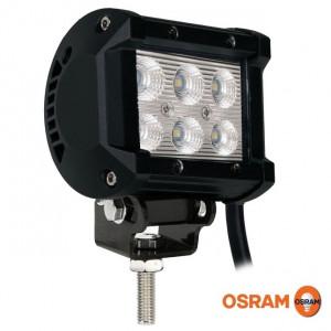 Papildomas LED žibintas M-Tech WLO601 1200lm Flood