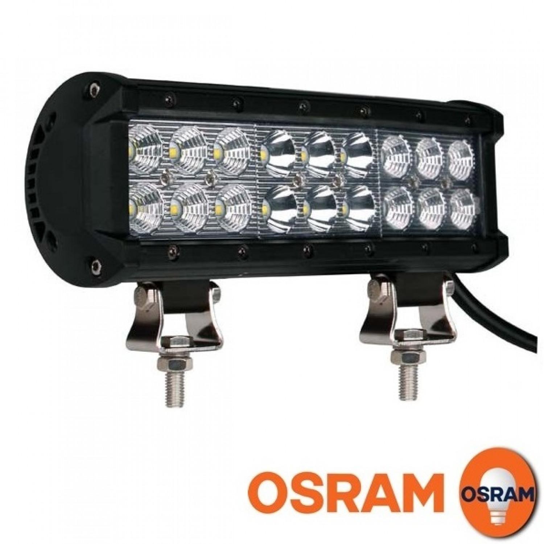 Papildomas LED žibintas M-Tech WLO603 3600lm Spot + Flood
