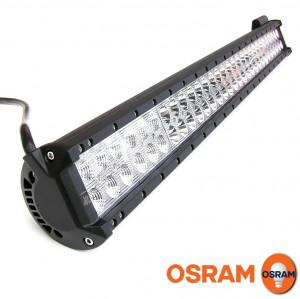 Papildomas LED žibintas M-Tech WLO612 14400lm Spot + Flood