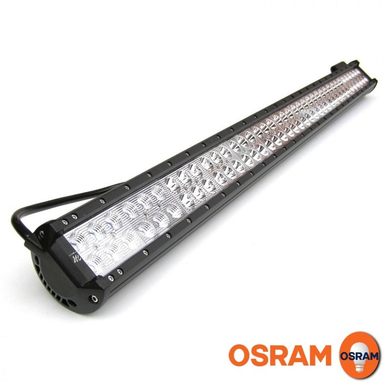 Papildomas LED žibintas M-Tech WLO613 15600lm Spot + Flood