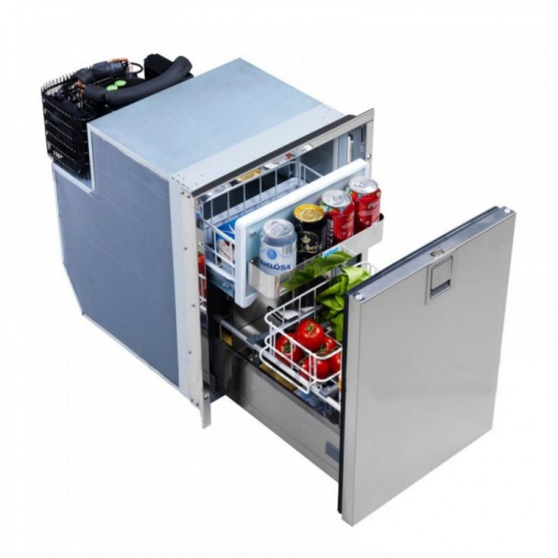 Įmontuojamas kelioninis šaldytuvas Indel B CRUISE 49 DRAWER