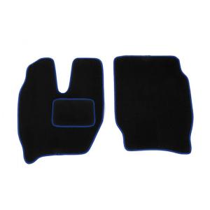 Sunkvežimių kilimėliai IVECO STRALIS siaura kabina (Active Time/Active Day cab), tekstiliniai