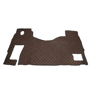 Sunkvežimių kilimėliai MERCEDES ACTROS MP2/MP3 lygios grindys + fiksuota sėdynė, odiniai