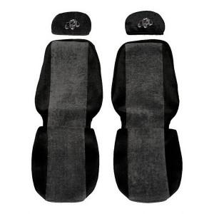 Sunkvežimių sėdynių užvalkalai VOLVO FH FM FL (reguliuojamos galvos atramos) G..