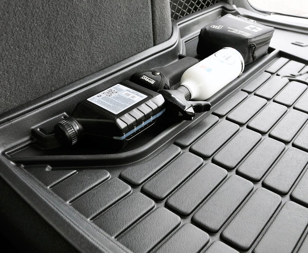 Bagažinės kilimėlis FROGUM - tvarka bagažinėje!