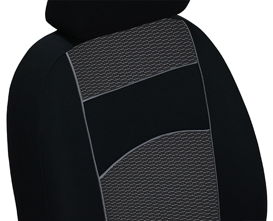 Sėdynių užvalkalai VIP - siuvinėtas logo