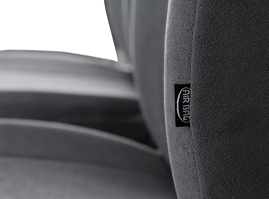 Sėdynių užvalkalai BASIC schema