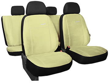 Sėdynių užvalkalai COMFORT ALCANTARA