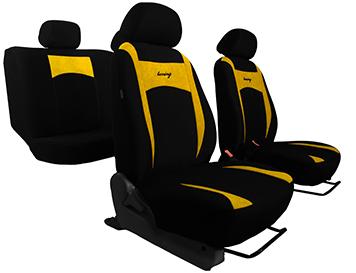 Sėdynių užvalkalai DESIGN
