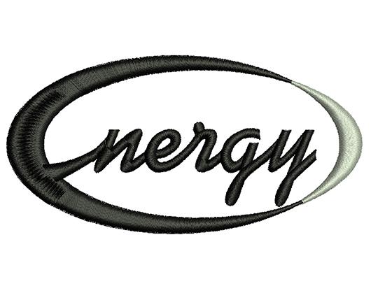 Sėdynių užvalkalai ENERGY - siuvinėtas logo