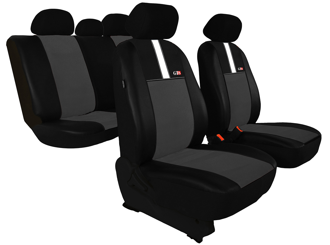 Sėdynių užvalkalai GT8 iš arti
