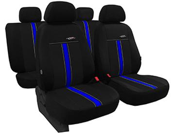 Sėdynių užvalkalai GTR
