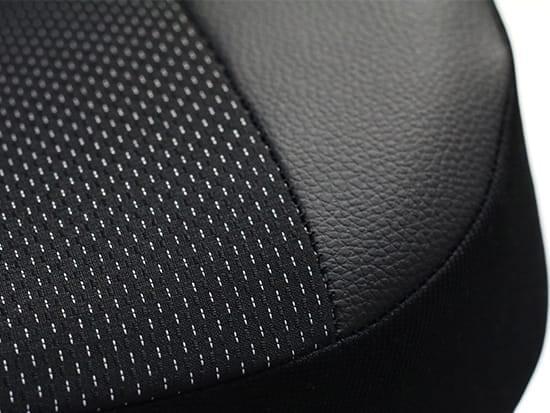 Sėdynių užvalkalai ROYAL - siuvinėtas logo
