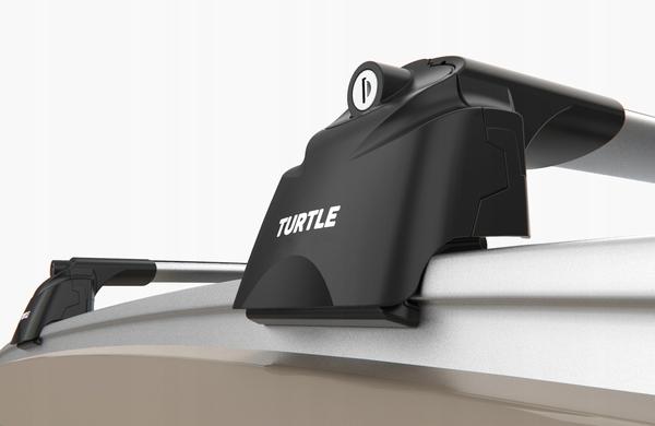 Stogo skersiniai TURTLE AIR1 - saugus ir patikimas!