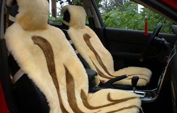 Sėdynių užvalkalai iš odos