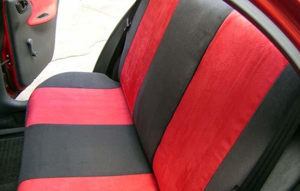 Sėdynių užvalkalai iš Alkaltaros